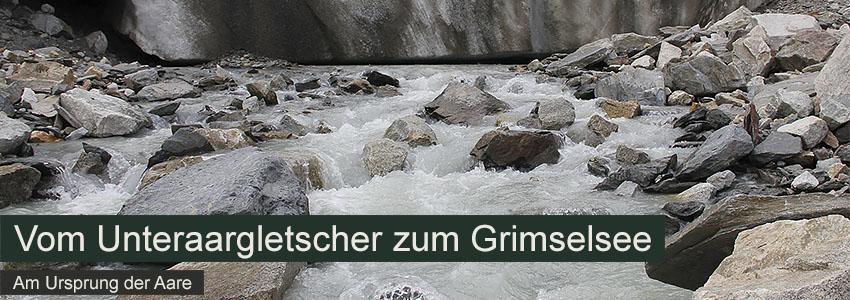 unteraargletscher-grimselsee