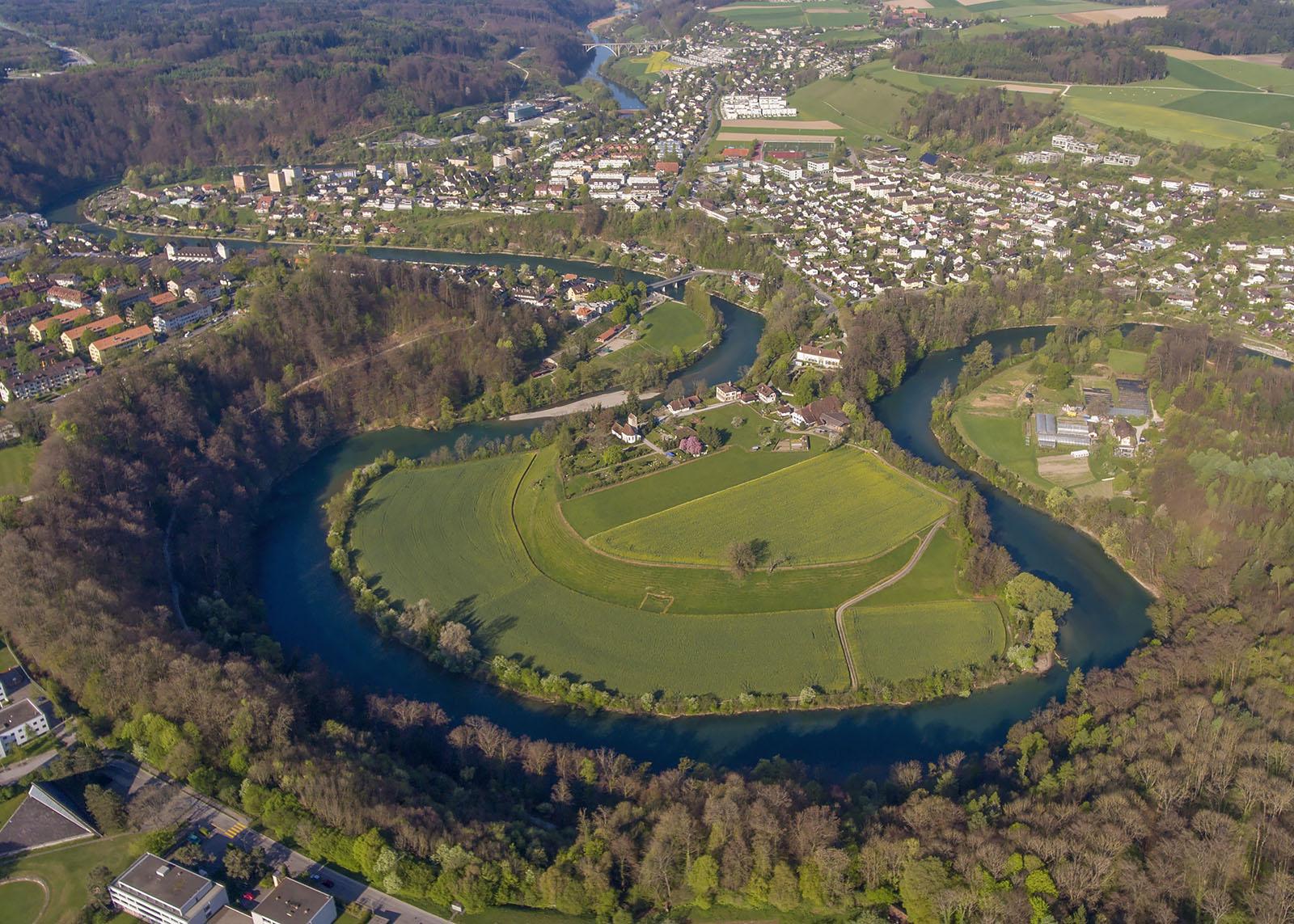 Die rund neun Kilometer lange Restwasserstrecke gehört zu den ökologisch wertvollsten Flusslandschaften des Kantons Bern