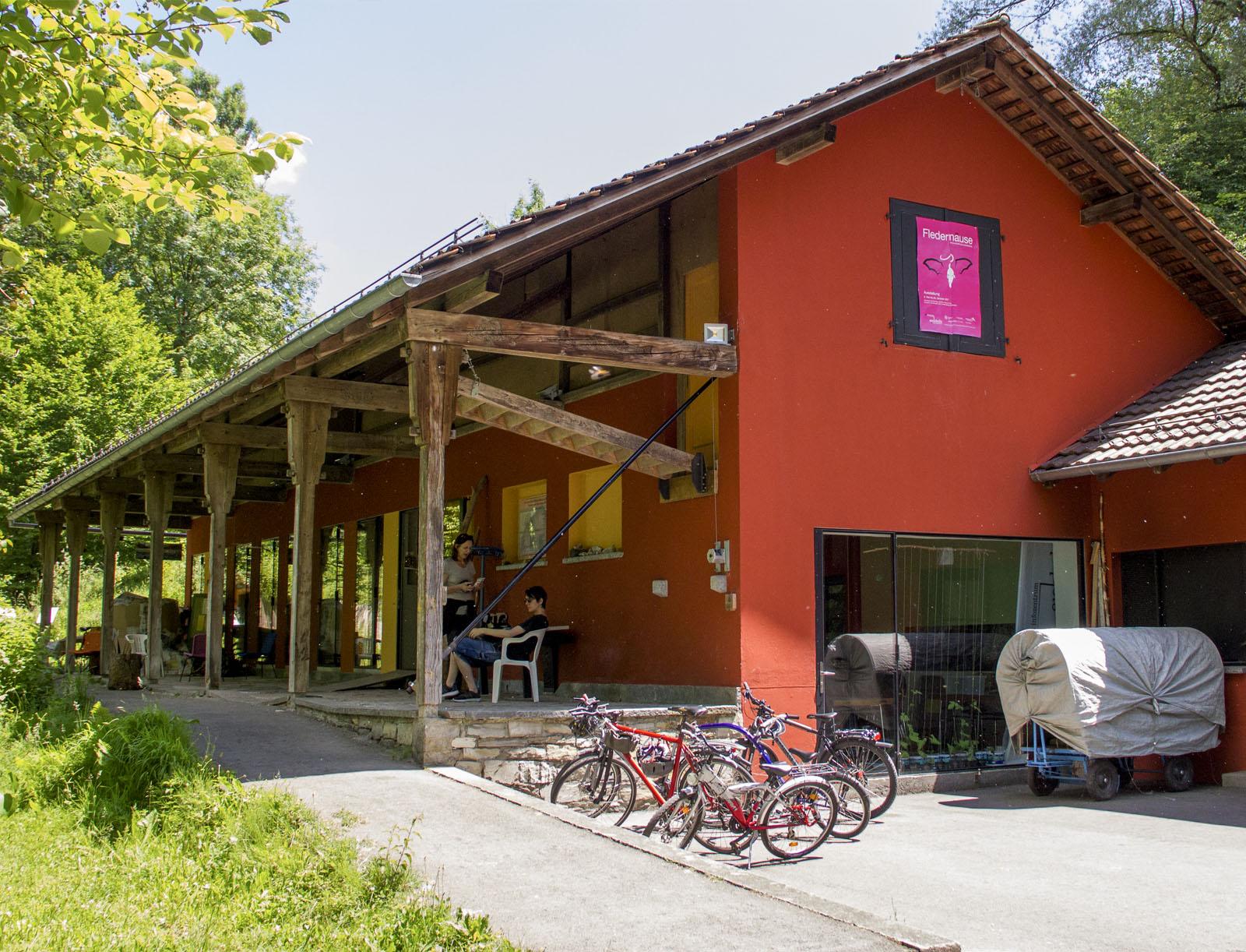 Infozentrum Eichholz